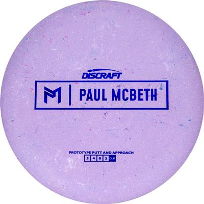 09d41fc00b6d4 Paul Mcbeth Prototype Putter