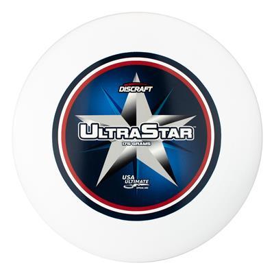 Discraft Disco camale/ón Ultrastar UV Blanco//Morado